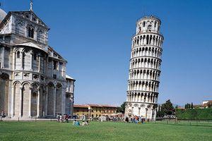 Tháp nghiêng Pisa - Công trình kiến trúc độc đáo của nước Ý