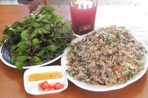 Thưởng thức bún xào ngán – Món ăn độc đáo của Hạ Long