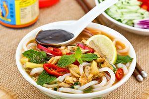"""Asam Laksa – Món ăn """"quốc hồn quốc tuý"""" của Malaysia"""