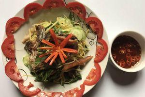 Hoa sầu đâu – Đặc sản của Campuchia