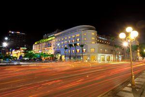 Khách sạn Trung Nguyên Châu Đốc