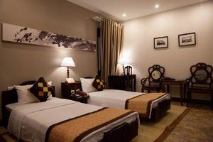 Khách Sạn Hồng Ngọc Dynastie Hà Nội