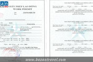 Dịch Vụ Hỗ Trợ Làm Giấy Phép Lao Động (Work Permit)