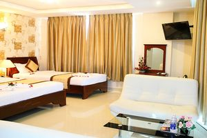 Corvin Hotel Vũng Tàu