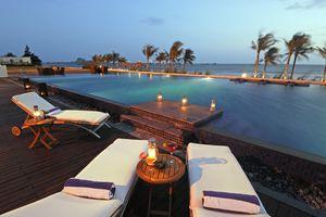 Con Gà Vàng Resort, Ninh Chữ