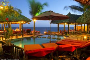 Joe's Café & Garden Resort