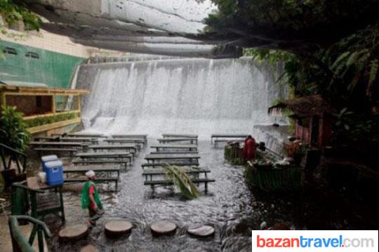 waterfall-restaurant-philippines-0