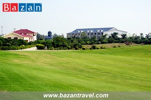 Sân golf quốc tế Trà Cổ ở Móng Cái