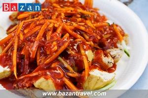 Đi Malaysia thưởng thức món trộn thập cẩm Pasembur hấp dẫn