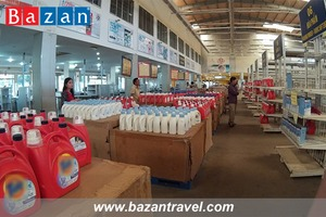 Đi Tây Ninh, Ghé thăm siêu thị miễn thuế Mộc Bài
