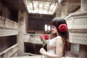 Ma mị đến chụp ảnh tại biệt thự bỏ hoang ở Vũng Tàu