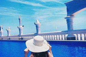 Xuất hiện DUBAI THU NHỎ đẹp ngất ngây con gà tây tại Vũng Tàu