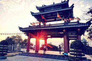 """Rủ nhau khám phá """"ngôi chùa Nhật Bản"""" đẹp mê hồn ở Vũng Tàu"""