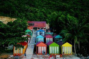 Nổi lên 3 ĐỊA ĐIỂM MỚI TOANH tại đảo Nam Du cho những tín đồ sống ảo