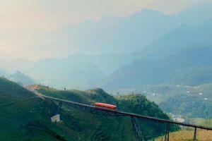 Tàu hỏa leo núi Sapa dài nhất Việt Nam