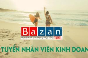 Bazan Travel Tuyển Dụng Nhân Viên Kinh Doanh 2018