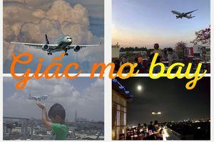 Ngắm máy bay ngay trên đỉnh đầu với quán cà phê độc lạ tại Sài Gòn