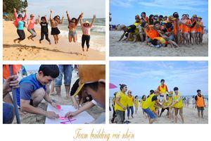Lưu giữ cả bầu trời kỉ niệm với trải nghiệm teambuilding Phú Quốc
