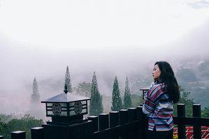 Xuất hiện cổng trời mới toanh ở Đà Lạt – Dân tình đua nhau check in