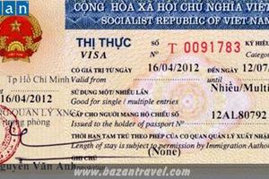 Dịch Vụ Hỗ Trợ Làm Visa Nhập Cảnh Vào Việt Nam