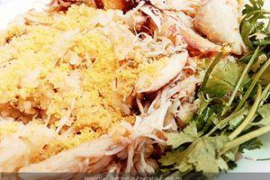 Cơm ghẹ Hà Tiên, giản dị mà hương vị khó quên