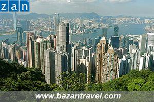 Đỉnh Núi Thái Bình Hồng Kông - Cảm xúc hành trình thưởng ngoạn
