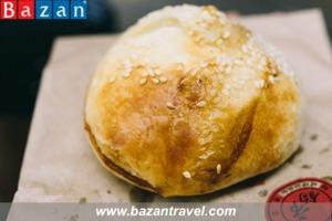 Suncake (Bánh mặt trời) – Món tráng miệng nổi tiếng của Đài Loan