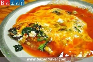 Trứng tráng hàu – Món ngon ẩm thực xứ Đài