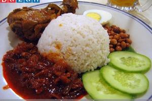 Nasi lemak – Món ngon nên thử khi du lịch Malaysia