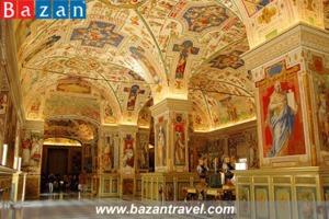 Nhà nguyện Sistine Chapel – Điểm du lịch nổi tiếng tại Ý