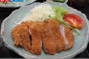 Tonkatsu – Món ngon bình dân từ Nhật Bản