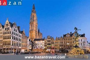 Thành phố Antwerp – Viên kim cương đắt giá của nước Bỉ tươi đẹp