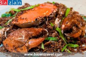 Cua Cay Hồng Kông - Món ăn chiếm trọn trái tim thực khách nước ngoài