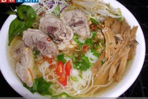 Bún ngan Hà Nội – Món ăn có hương vị rất riêng của đất Hà thành