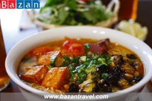 Bún ốc Hà Nội – Món ăn bình dân nhưng đậm hương vị