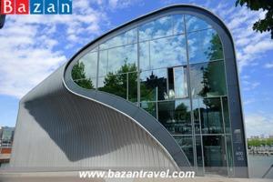 ARCAM – Trung tâm kiến trúc của Amsterdam