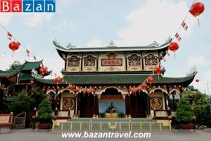 Châu Đốc – Xứ chùa nổi tiếng của miền Nam