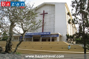 Du lịch miền Tây, ghé tham quan Nhà thờ Vĩnh Long