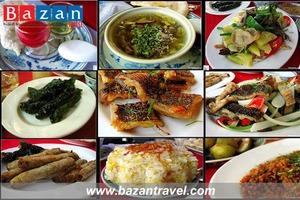 Du lịch Vĩnh Phúc, về Vĩnh Sơn, ăn thịt rắn