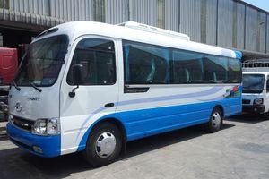 Cho thuê xe 25-29-30 chỗ tại Long Hải, Vũng Tàu giá rẻ, đời mới