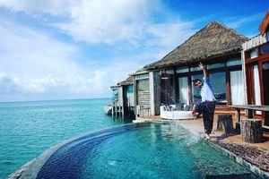 """"""" Lạc trôi"""" giữa ốc đảo đẹp tựa thiên đường - Song Saa ở Campuchia"""