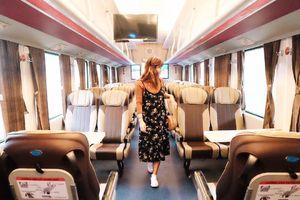 Không phải xe hay máy bay, du lịch bằng tàu lửa mới là thú vị nhất