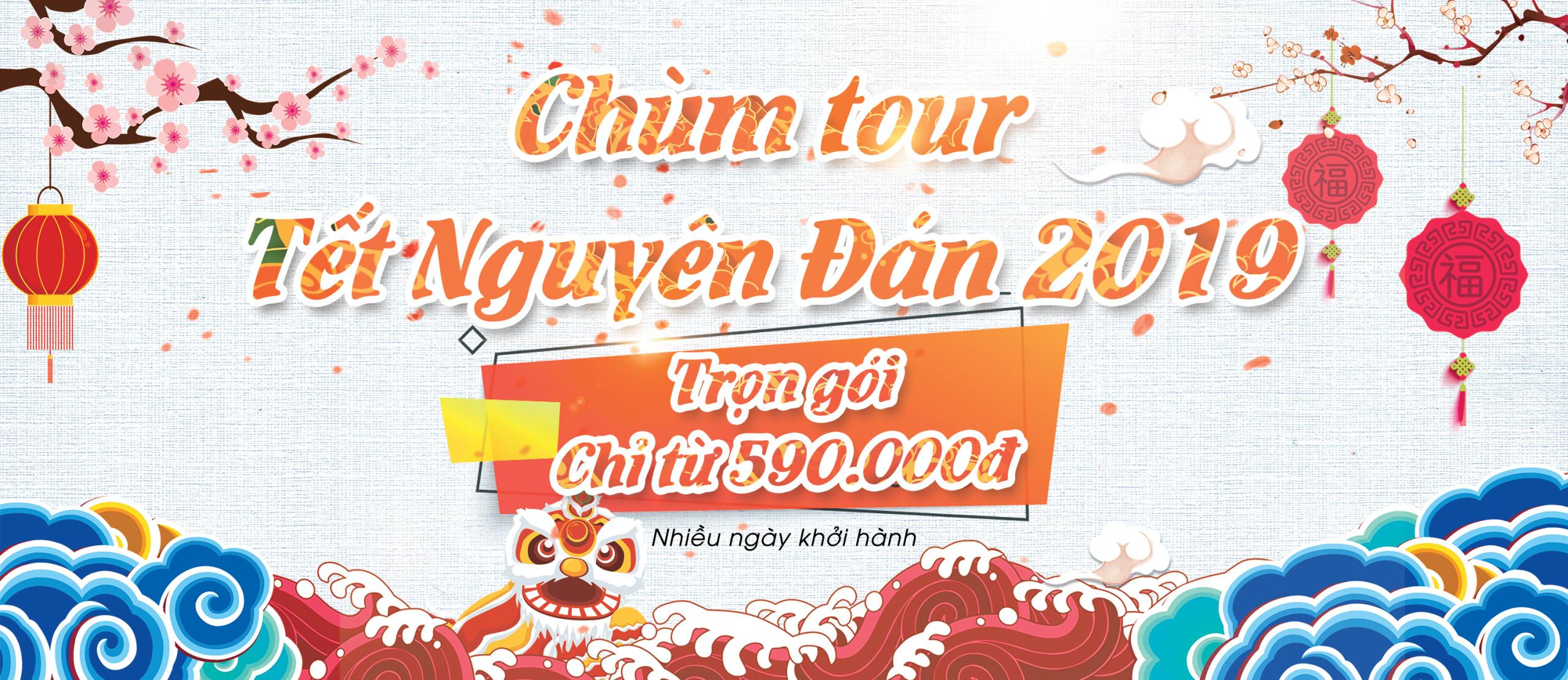 Chùm tour Tết Nguyên Đán