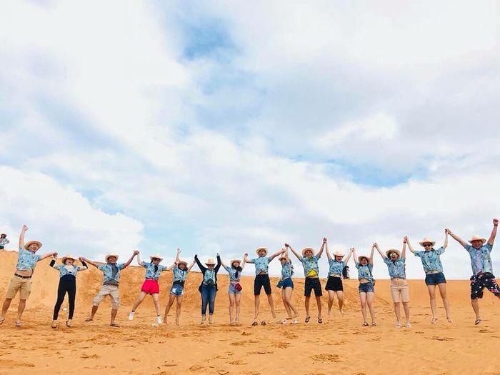 Hướng dẫn chi tiết đường đi Đồi Cát Bay Mũi Né - Phan Thiết