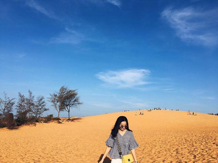 Đồi Cát Bay Mũi Né - Phan Thiết