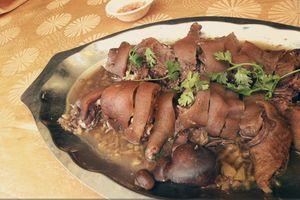 Những món ăn ngon từ con dúi Quảng Ninh
