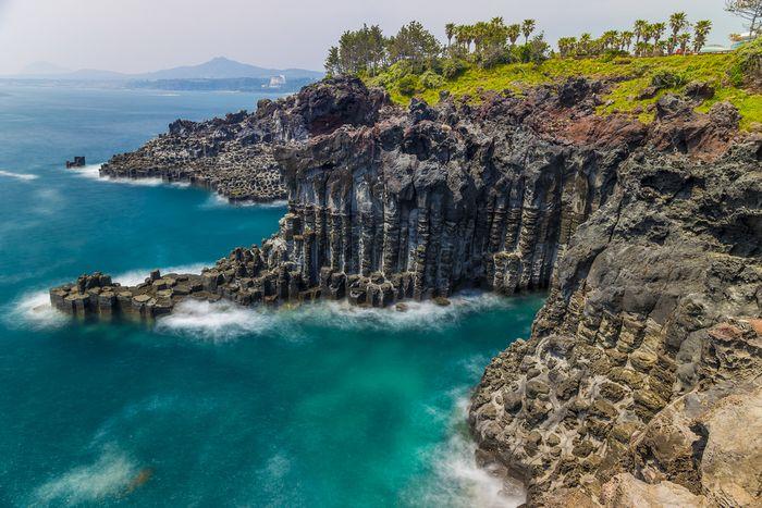 jusangjeolli-cliff