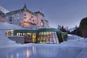Grand Hotel Kronenhof – Pontresina, Thụy Sỹ
