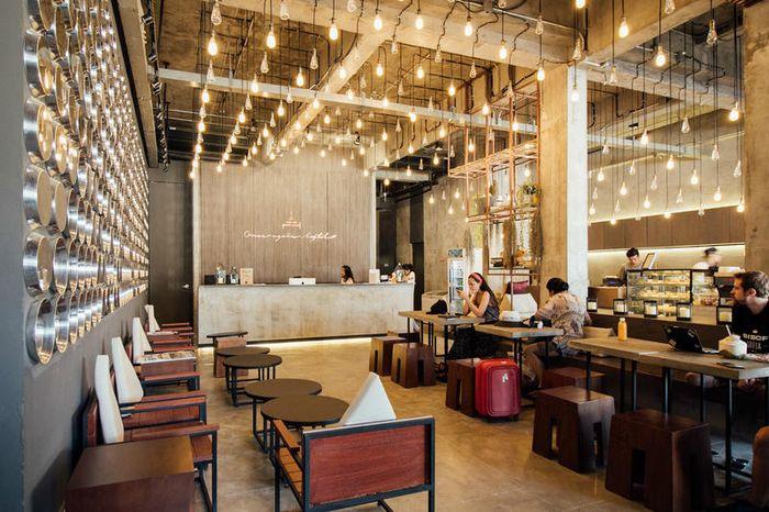 once-again-hostel-bangkok-quan-cafe