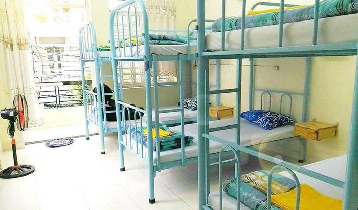 phong-tap-the-happy-home-hostel-nha-trang